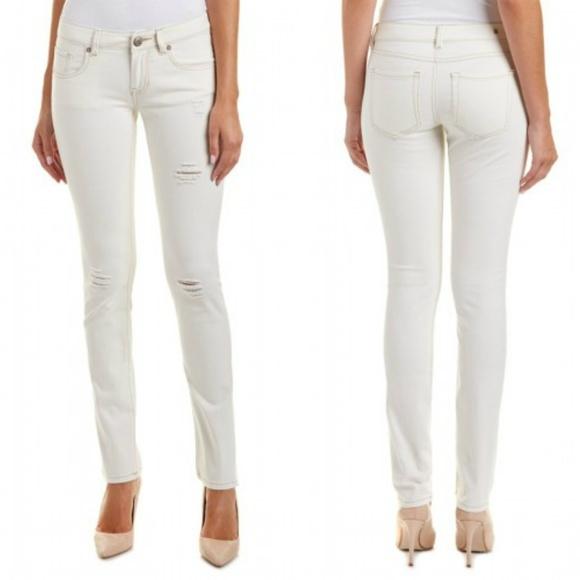 CAbi Denim - Cabi Destructed Slim Boyfriend Jeans